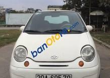 Cần bán lại xe Daewoo Matiz 2008, màu trắng, 96 triệu