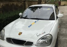 Xe Daewoo Nubira II S, năm 2002 màu trắng, 129 triệu