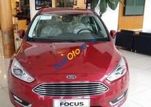 Thăng Long Ford Tây Mỗ cần bán Ford Focus đời 2017, màu đỏ, giá 740tr