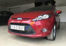 Bán xe Ford Fiesta năm 2011, màu đỏ như mới