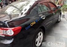Bán Toyota Corolla altis đời 2011, màu đen số tự động