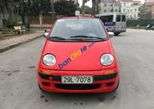 Cần bán xe Daewoo Matiz đời 1999, màu đỏ giá cạnh tranh