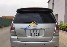Mình cần bán gấp Toyota Innova G 2011, giá 595tr