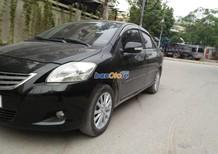 Cần bán xe cũ Toyota Vios đời 2011, màu đen, 387tr