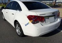 Bán xe Chevrolet Cruze đời 2013, màu trắng