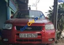 Nhượng lại gấp Ford Escape AT 2003, màu đỏ, 230tr