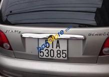 Cần bán Daewoo Matiz đời 2004, màu bạc
