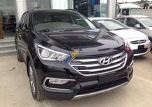 Cần bán xe Hyundai Santa Fe đời 2016, khuyến mại lớn trước tết, bao giá toàn miền Bắc