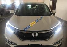 Honda Bình Dương bán xe Honda CR V sản xuất 2017, màu trắng