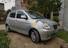 Cần bán lại xe Kia Morning sản xuất 2007, màu bạc, nhập khẩu số sàn, giá 174tr