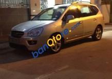 Cần bán lại xe Kia Carens sản xuất 2009, màu bạc giá cạnh tranh