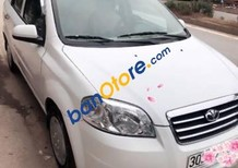 Bán xe Daewoo Gentra đời 2009, màu trắng chính chủ