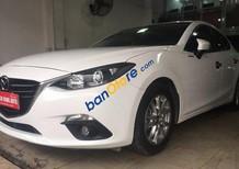 Bình Sen Vàng Auto bán ô tô Mazda 3 năm 2015, màu trắng số tự động