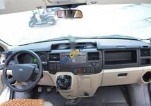 Cần bán xe Ford Transit 16 chỗ đời 2016, màu bạc