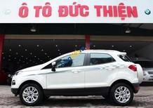 Bán ô tô Ford EcoSport Titanium 2017, màu trắng, mới 100%