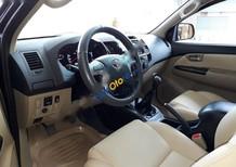 Salon Ô Tô Tuấn Thanh Tùng cần bán Toyota Fortuner 2.5G đời 2014, màu xám