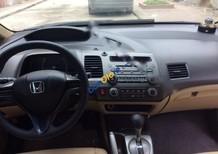 Xe Honda Civic 1.8AT đời 2007, màu đen