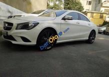 Bán ô tô Mercedes CLA năm 2015, màu trắng, nhập khẩu nguyên chiếc số tự động