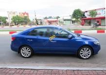 Bán Kia Forte SLI đời 2009, màu xanh lam, xe nhập