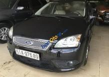 Cần bán xe Ford Focus sản xuất 2008, màu đen đẹp như mới