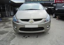 Cần bán xe Mitsubishi Grandis 2009, màu vàng, 600 triệu