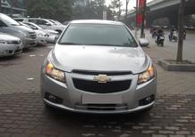 Cần bán gấp Chevrolet Cruze 2013, màu bạc