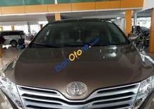 Bán Toyota Venza đời 2009, màu nâu