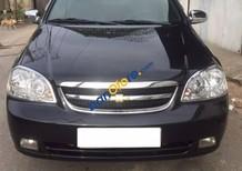 Bán xe cũ Chevrolet Lacetti 1.6 đời 2012, màu đen, 360 triệu