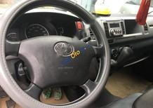 Bán Toyota Hiace đời 2011, màu xanh lam
