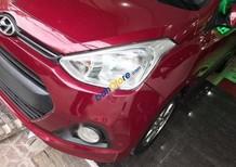 Bán Hyundai i10 1.0 đời 2014, màu đỏ, xe nhập số tự động, 405tr