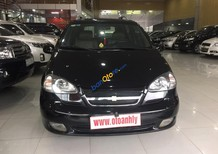 Cần bán xe Chevrolet Vivant đời 2009, màu đen, 275 triệu
