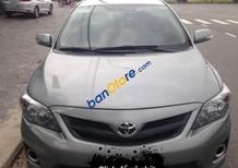 Bán xe cũ Toyota Corolla altis 2.0 đời 2013, màu bạc