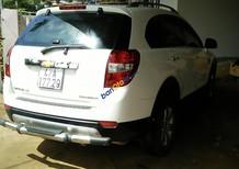 Cần bán lại xe Chevrolet Captiva năm 2008, màu trắng