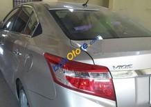 Bán Toyota Vios 2014, màu bạc như mới, giá chỉ 550 triệu