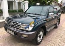 Cần bán xe Toyota Land Cruiser năm 2004, màu xanh lam, 555tr