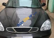 Cần bán xe cũ Daewoo Nubira AT 2002, màu đen