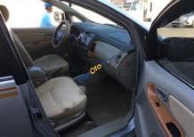 Bán xe cũ Toyota Innova G đời 2010, màu bạc chính chủ