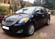 Cần bán xe cũ Toyota Vios E đời 2009, màu đen