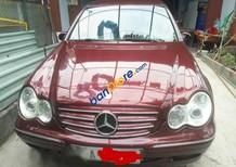 Bán Mercedes C180 sản xuất 2003, màu đỏ, nhập khẩu như mới