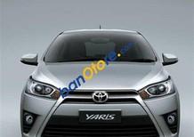 Bán xe Toyota Yaris G AT đời 2017, màu bạc, nhập khẩu chính hãng, giá chỉ 668 triệu