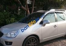 Cần bán xe cũ Kia Carens MT đời 2011, màu bạc số sàn, giá 380tr