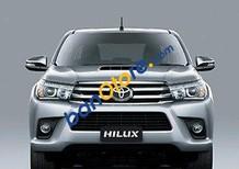 Bán Toyota Hilux 3.0G AT đời 2017, màu bạc