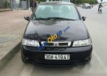 Cần bán lại xe Fiat Albea đời 2004, màu đen, giá tốt