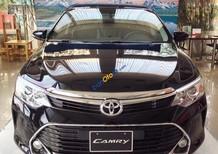 Bán ô tô Toyota Camry 2.5Q 2017, màu đen giao xe ngay có hỗ trợ vay 85%