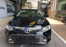 Bán ô tô Toyota Camry 2.0 E sản xuất 2017, màu đen, giá tốt