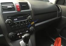 Chính chủ cần bán xe Honda CR V đời 2010, nhập khẩu chính hãng