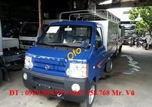 Xe tải Dongben 810KG thùng mui bạt