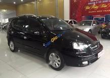 Cần bán lại xe Chevrolet Vivant đời 2009, màu đen số tự động, giá 275tr
