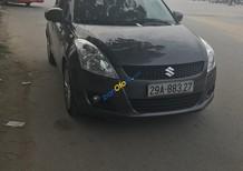 Cần bán xe cũ Suzuki Swift đời 2013, màu đen, nhập khẩu, giá 520tr