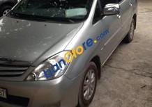 Cần bán xe cũ Toyota Innova 2009, màu bạc giá cạnh tranh